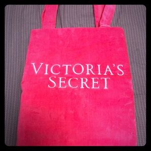 VS Pink Terry Tote -XL